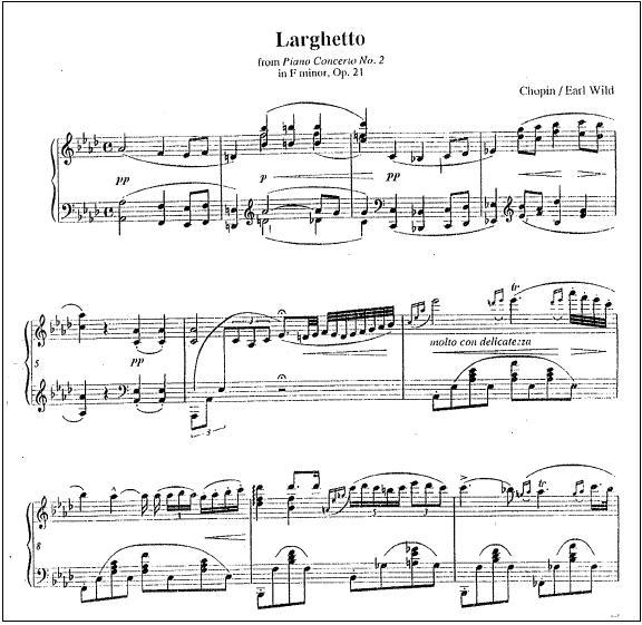 ピアノ協奏曲第2番-第2楽章