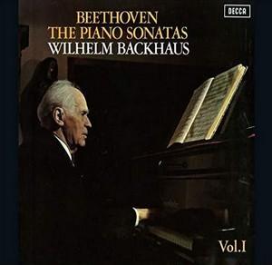 ベートーヴェン : ピアノソナタ全集(バックハウス)